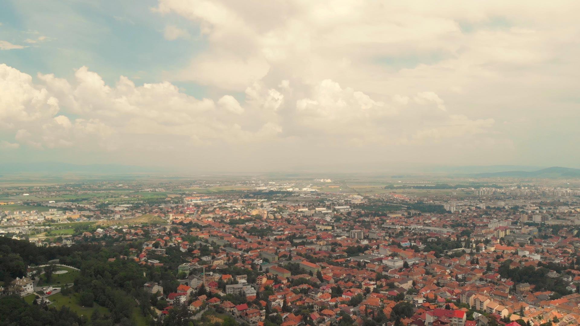 Filmare cu drona in Brasov si Romania